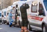 Россия заняла третье место в мире по числу зараженных коронавирусом