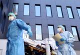 Россия заняла второе место в мире по числу зараженных коронавирусом