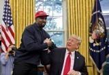 Трамп поддержал намерение Канье Уэста участвовать в президентских выборах в США