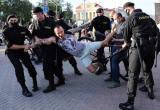 Более 700 человек задержали в Беларуси с начала президентской гонки