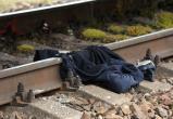 Поезд сбил пьяного мужчину под Ляховичами