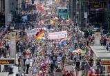 Немцы против коронабесия! Более миллиона человек участвовали в берлинском митинге