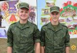 Два лейтенанта спасли тонущих мальчиков под Березой
