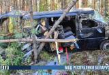Смертельная авария произошла в Березовском районе