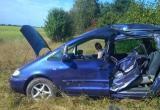 Страшная авария в Пинском районе: погиб мотоциклист и пострадала 3-летняя девочка