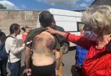 Более 600 человек подали заявления на силовиков за избиение при задержании