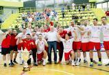 «Мешков Брест» завоевал Кубок Беларуси по гандболу в 12-й раз