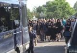 В Жабинке простились с мужчиной, погибшим от выстрела в голову во время протестов в Бресте