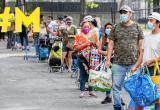 В Америке, как в СССР, только хуже! Монтян о голодающих американцах (видео)