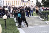 Полсотни протестующих задержали в Беларуси 25 августа