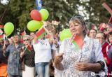«Не дадим развалить страну!». В Кобрине прошел митинг в поддержку действующего президента