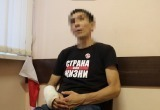 В Бресте задержали активиста протестов (видео)