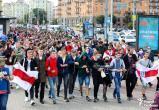 128 человек задержали на протестах 1 сентября в Беларуси
