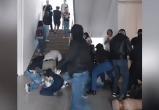 Силовики жестко задерживали студентов в МГЛУ (видео)