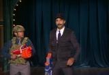 Ургант спародировал Лукашенко и рассекретил Майка и Ника (видео)