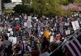 Молчание мировых СМИ о протестах COVID-диссидентов
