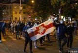 В Бресте прошла акция протеста против инаугурации Лукашенко (видео)