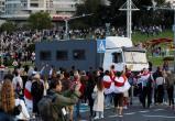 Минчане пожаловались на митингующих