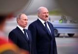 Путин не поздравлял Лукашенко с инаугурацией