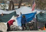 """""""Голос Америки - миллионы бездомных в США"""" (видео)"""