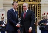 Макрон и Путин обсудили ситуацию в Беларуси