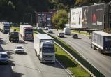 Литовские перевозчики везут часть грузов в обход Беларуси