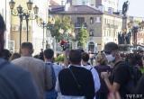 Марш и задержания. Как прошло очередное протестное воскресенье в Бресте