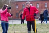 Александр Рогачук проконтролировал итоги озеленения в Северном городке
