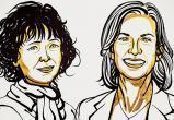 Нобелевскую премию по химии присудили за метод редактирования генома