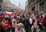 На протестах в понедельник задержали 186 человек