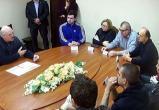 Стали известны новые подробности встречи Лукашенко в СИЗО КГБ