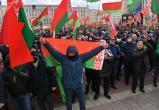 На провластном митинге в Минке задержали двух человек