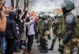 Более 300 человек задержали на акциях протеста в Беларуси 1 ноября