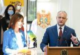 На президентских выборах в Молдове лидирует Санду с 35,96% голосов