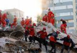 В Турции 3-летнюю девочку спасли спустя 65 часов после землетрясения