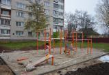 В Бресте появится новая площадка для воркаута