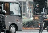 Силовики взяли под контроль центр Минска
