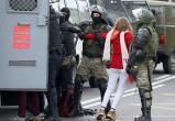 Больше тысячи человек задержали на протестах в Беларуси 8 ноября