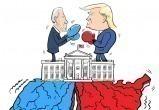 Выборы США в мемах (часть 1/11)