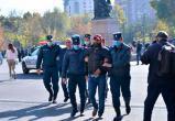 В Ереване начались стычки протестующих с полицией и массовые задержания