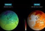 Посмотрите, как изменится климат в вашем городе в 2100 году