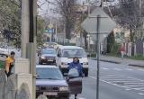Школьники угнали машину в Бресте (видео)