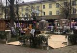 Самый большой в Беларуси самовар появился на Гоголя в Бресте