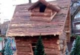 Домик Змея Горыныча сегодня украсил ул. Гоголя в Бресте