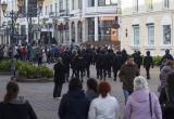 Брестчанку будут судить за насилие над сотрудником милиции