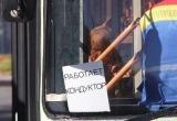 Безбилетница ударила контролера в Барановичах