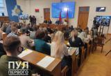 Лукашенко приехал в БГУ для встречи со студентами
