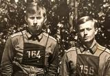Мэр Рогачук поздравил брестчан с 23 февраля и показал свои армейские фото
