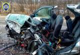 Новорожденный ребенок и двое взрослых погибли в лобовой аварии под Волковыском