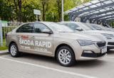 В Беларуси приостановили продажи Skoda Rapid